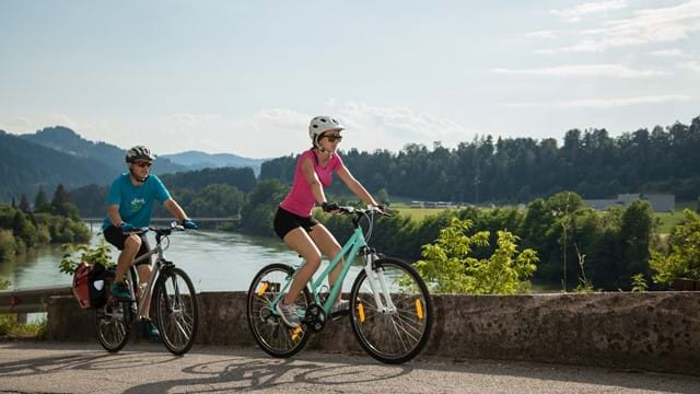 Drava Cycling Route