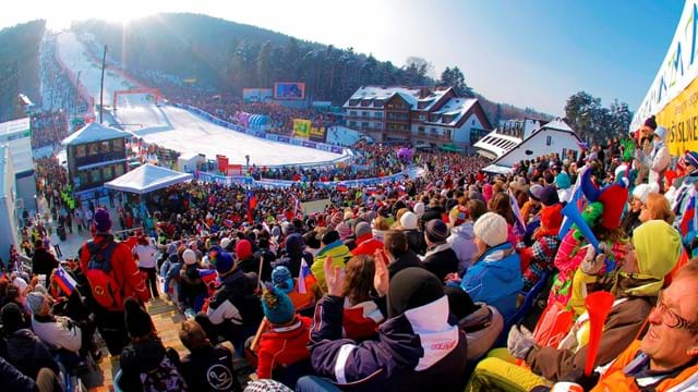 Golden Fox - FIS Ski World Cup for Women