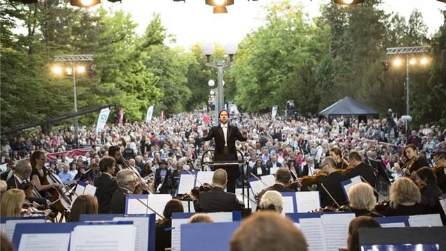Opera Night in City Park
