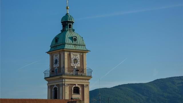 Maribor Cathedral Bell Tower