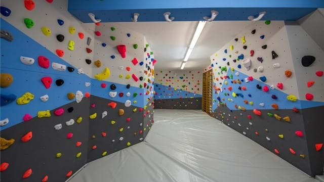 Sport Climbing Center Klajmber