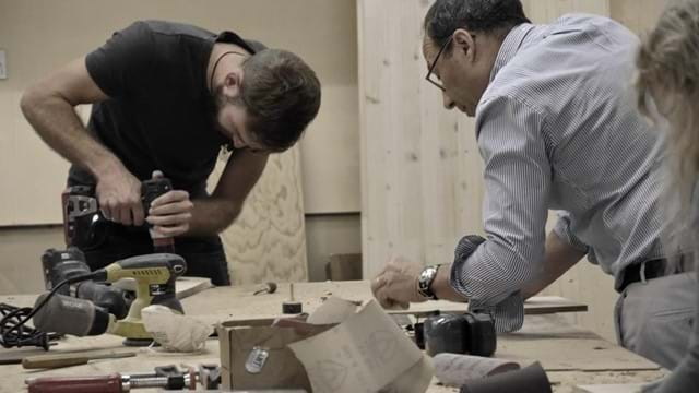 Woodcraft creative workshop: The magic of Slovenian wood