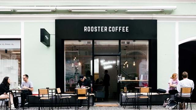 Kavarna Rooster Coffee